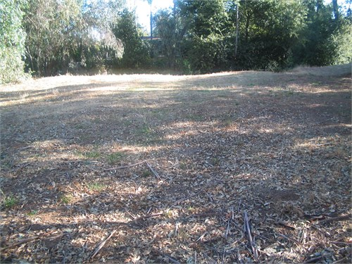 vacant land, Redlands