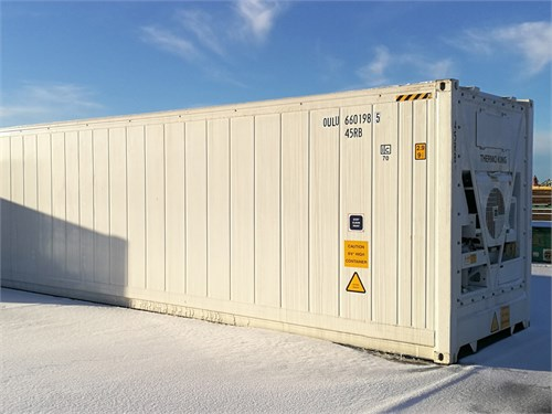 40' HC Reefer Container