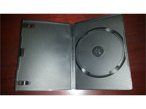 Black Standard DVD Cases