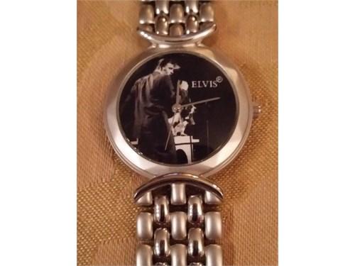 Elvis ~ Hound Dog Watch +