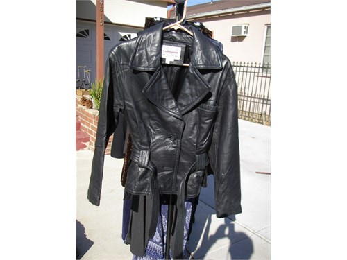 Lady's Leather Jacket