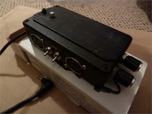 Beachtek audio adapter