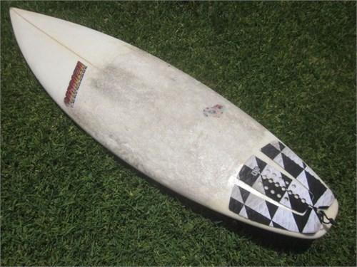 """Surfboard Tri Fin, 5' 10"""""""