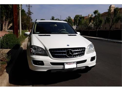 ML 350 Mercedes Benz