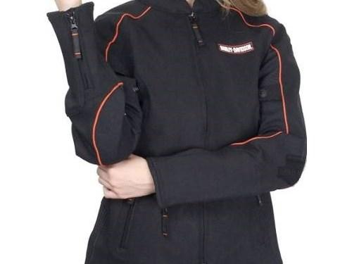 HD Women's riding jacket