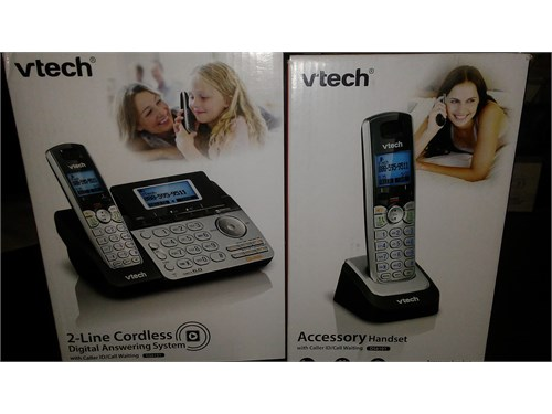 v-tech cordless phones