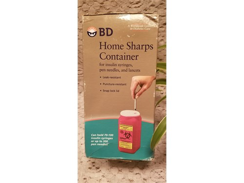 BD Home Container.