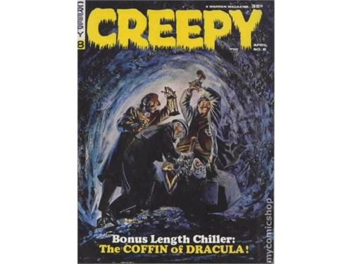 CREEPY No. 8 April 1964