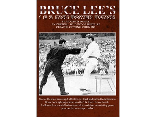 "Bruce Lee 1"" Punch DVD"
