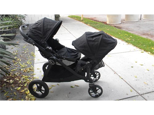 CITY SELECT Stroller Twin
