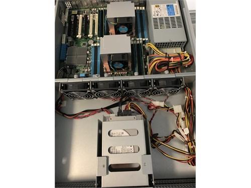 2U server,SSD+2*Xeon,16GB