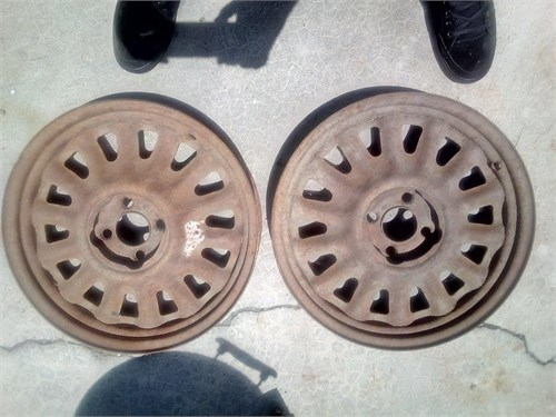 willys rims 1934 - 1939