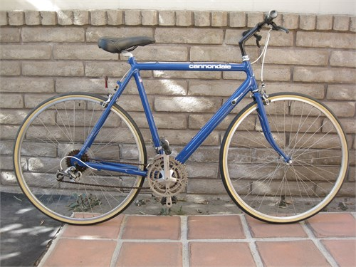 Cannondale Made in USA