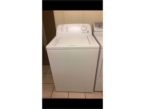 New Washer + FREE dryer