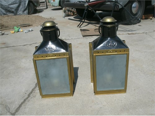vicking kerosene lamps