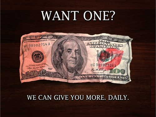Earn money from Home!