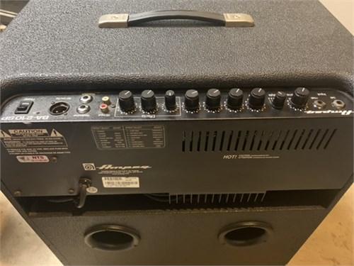 Ampeg bass amp