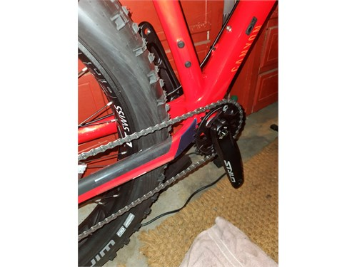 Canyon bike dude 8.0 new