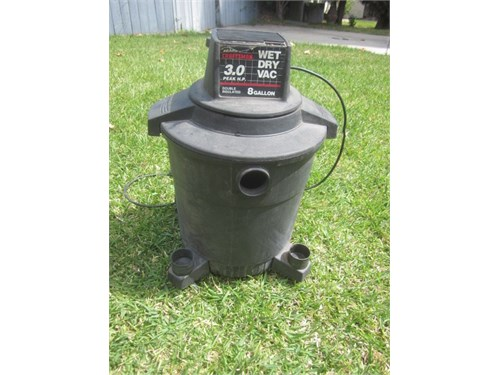 Craftsman Shop Vac 8 gal