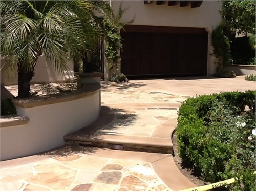 Stone Cleaning & Sealing