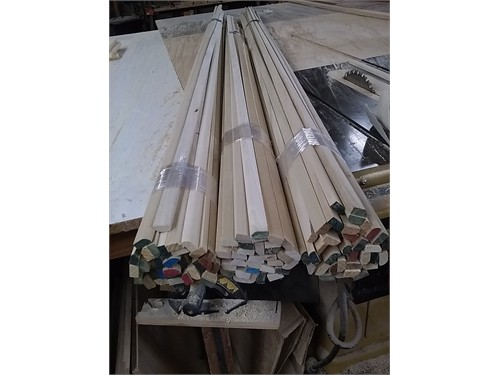 Poplar Base Shoe Molding,
