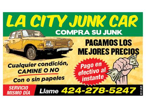 Call 4 any junk