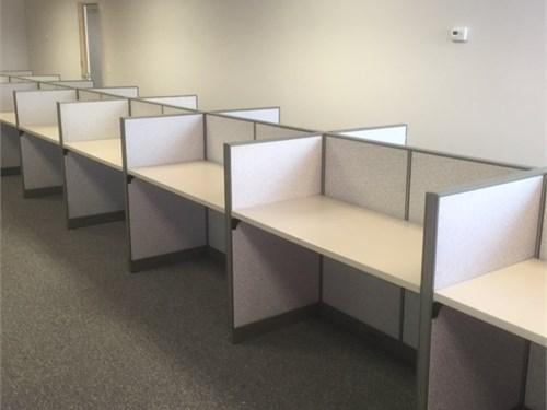 Kimball TM cubicles