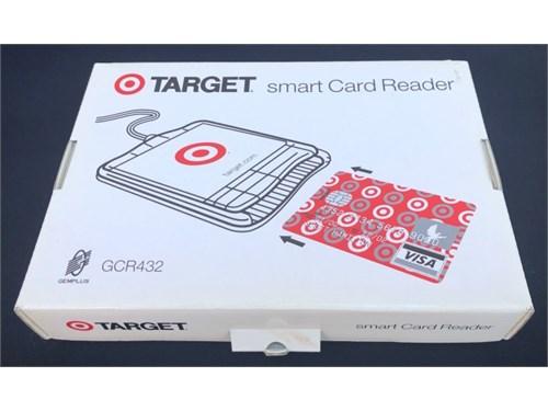 Target Smart Card Reader