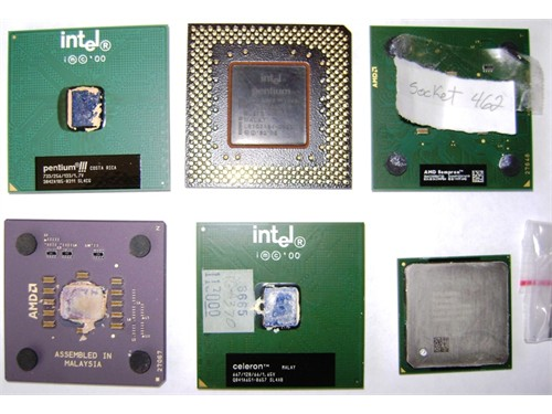 CPU Computer Processors