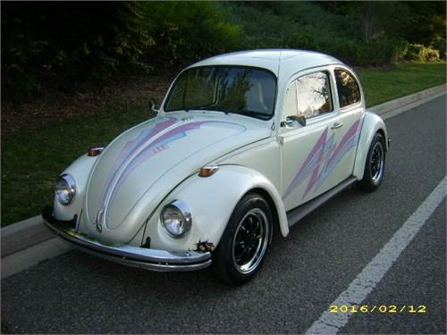 VW Bug 1969 w/sunroof