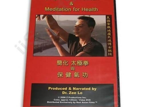 Meditation for Health DVD