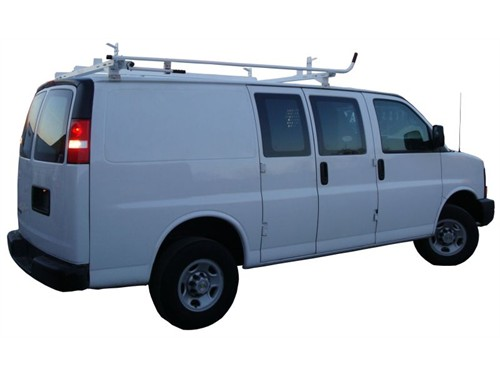 Aluminum Van Ladder Racks