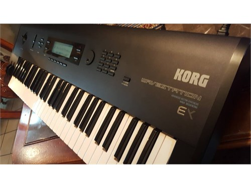 Korg Wavestation EX