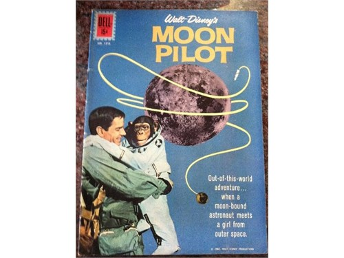 Walt Disneys Moon Pilot