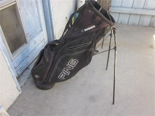 PING Carry Golf Bag
