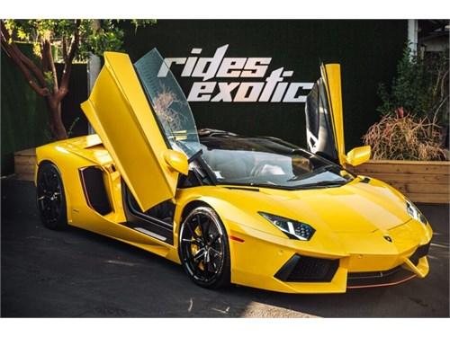 Rides Exotics Car Rental