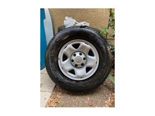 2014 Tacoma wheels&tires