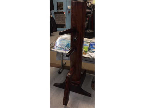 Freestand Wood Wing Chun