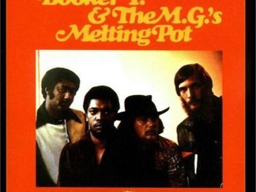 RARE Booker T & The MG's