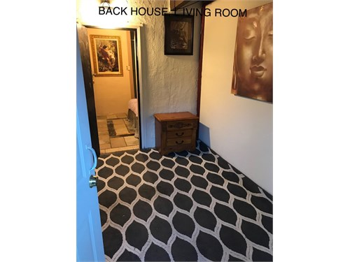 back house for rent