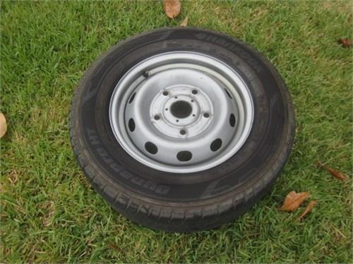 4 Ford 5lug wheels &tires