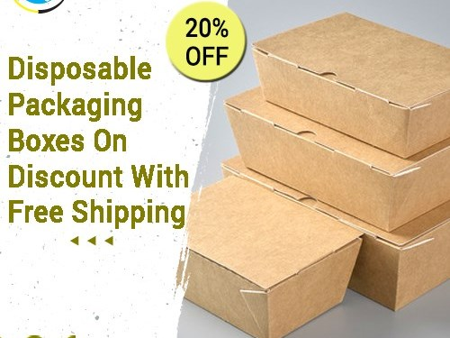Packaging Boxes On Sale