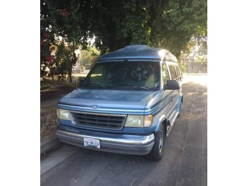 Conversion Van for Sale
