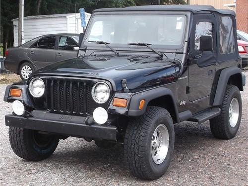 1997 jeep wrangler se 4wd cars and vehicles augusta ga. Black Bedroom Furniture Sets. Home Design Ideas