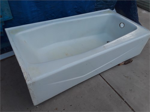 Bathtub Kohler, Cast Iron