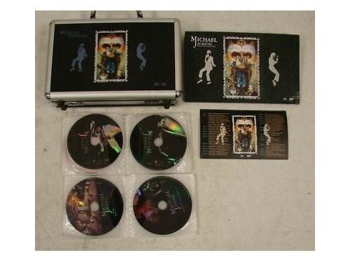 Michael Jackson 32 DVD