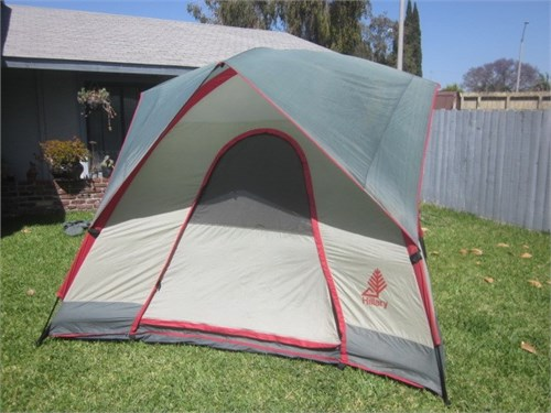 Hillary 4-5 man dome tent