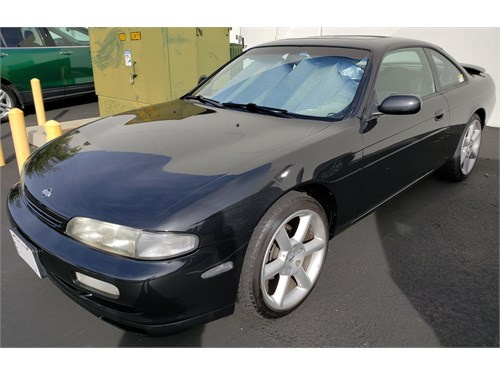 1995 Nissan 240SX (S14)