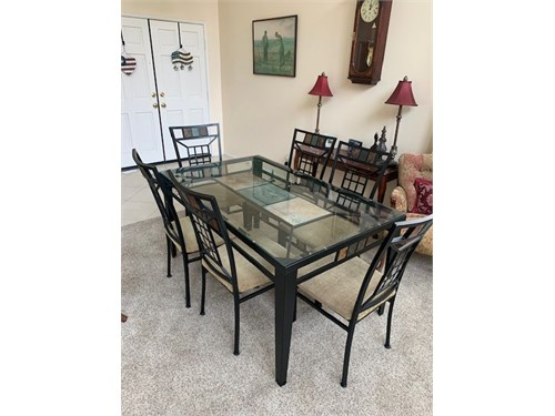 Dining Table-Chairs-FREE