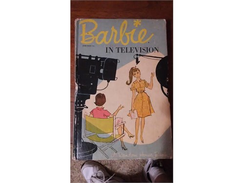 1964 BARBIE IN TELEVISION
